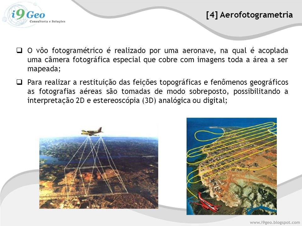 [4] Aerofotogrametria